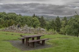 Stone Cairn at Shanballyedmond